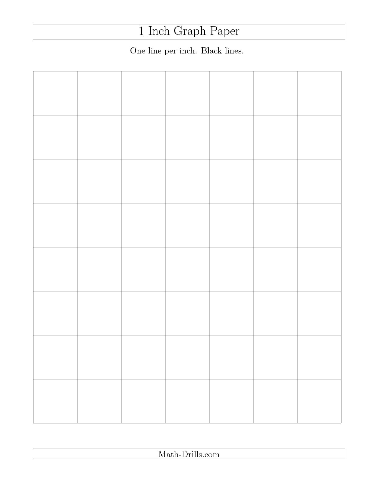 Printable Graph Paper and Grid Paper | Woo! Jr. Kids Activities
