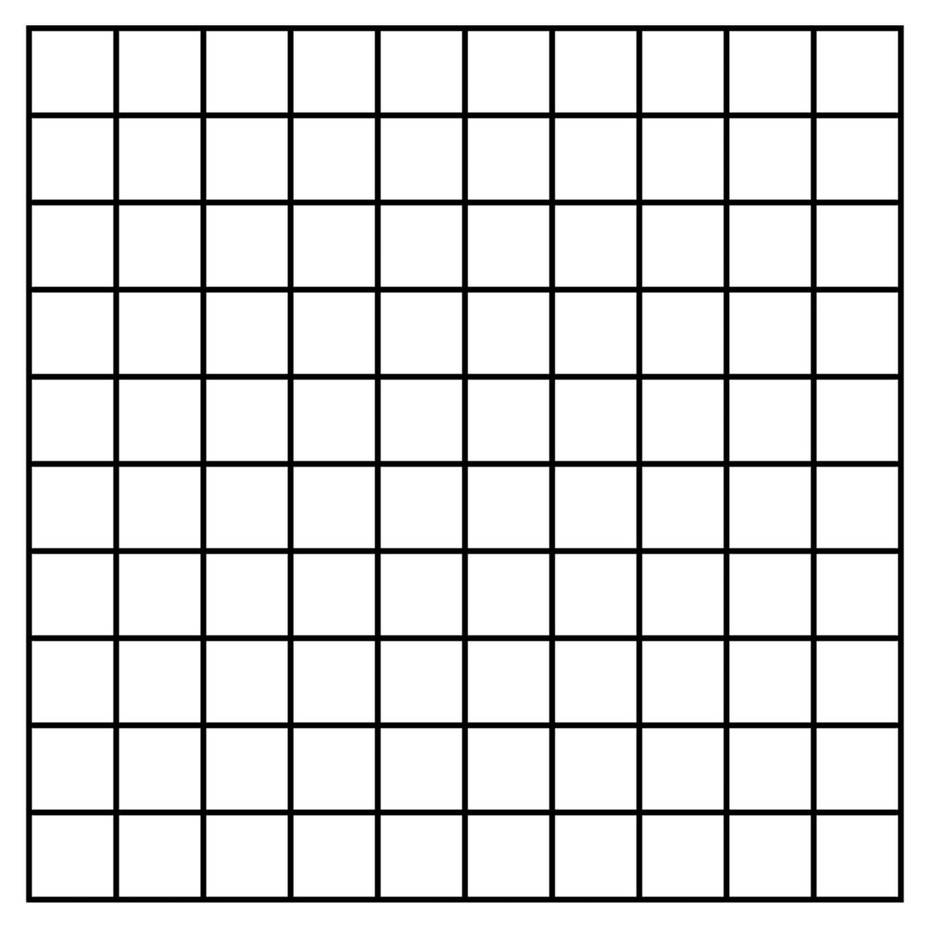 10 x 10 Grids   TeacherVision