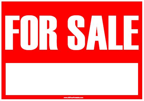 for sale sign printable   Demire.agdiffusion.com