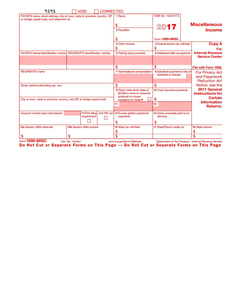 Forms Free Printable Sheets Best Of Irs Misc Form Download Create