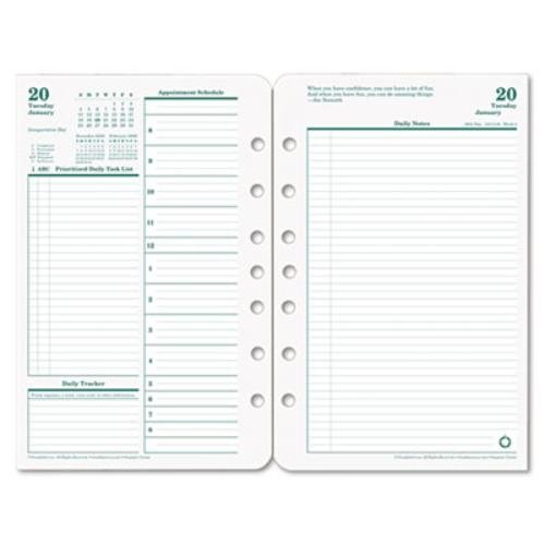 Free Franklin Planner Template   Microsoft Word Templates
