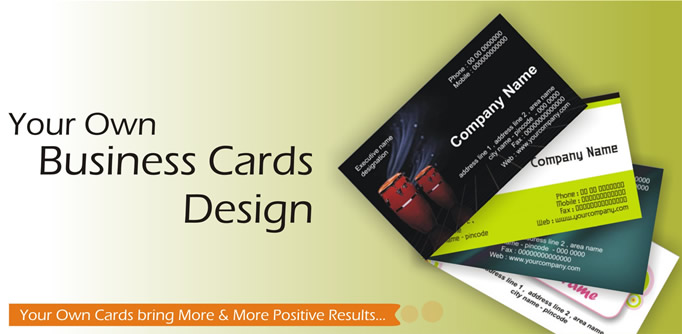 Free Online Printable Business Cards