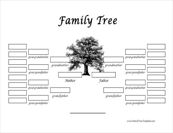 free family tree templets   Demire.agdiffusion.com