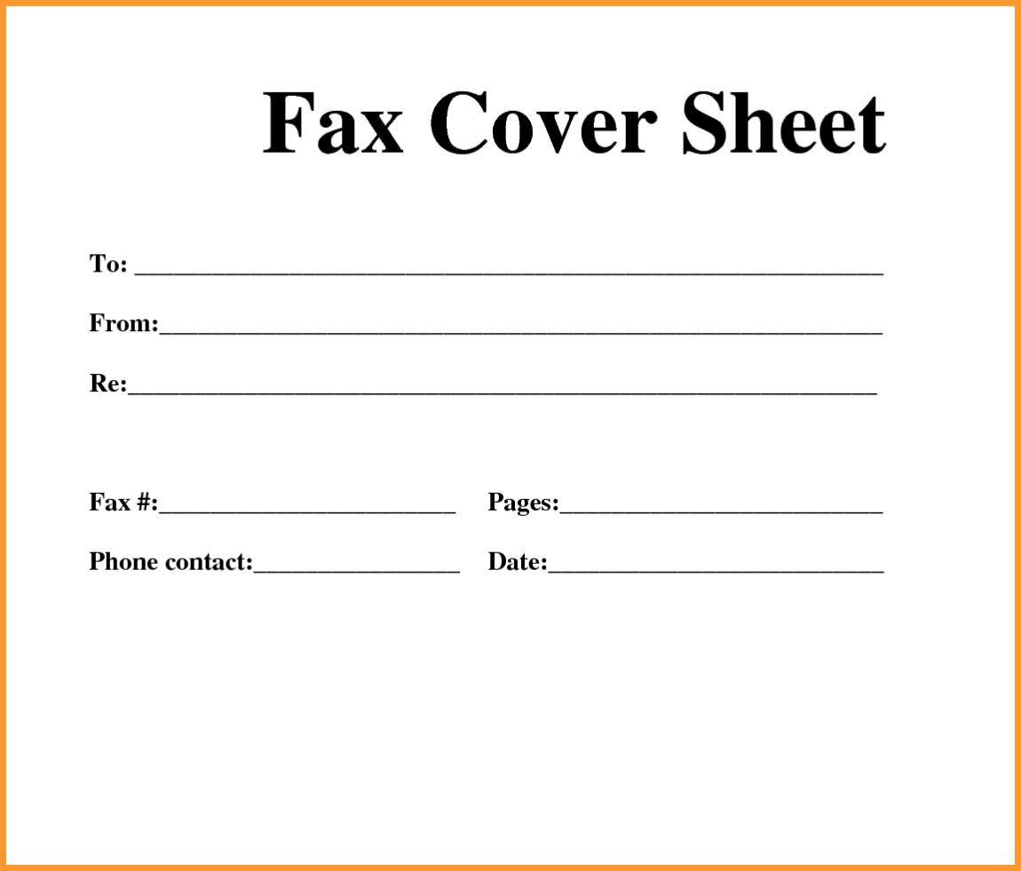 free printable fax cover   Demire.agdiffusion.com