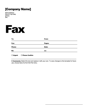 image about Blank Fax Form named Totally free Printable Fax Templates store clean