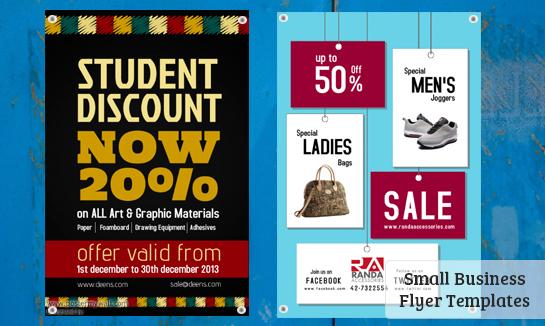 Free Printable Business Flyers Small Business Flyer Printable