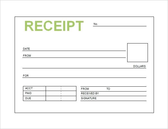 Free Printable Receipt Template Uk Receipt Template Uk Book