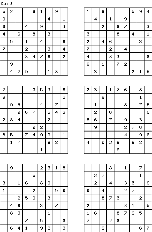 photograph regarding Printable Sudoku Puzzles Medium referred to as Free of charge Printable Sudoku Sheets retail store refreshing