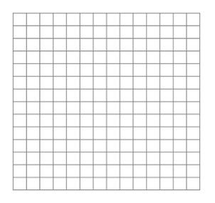 Printable Graph / Grid Paper PDF Templates   Inspiration Hut