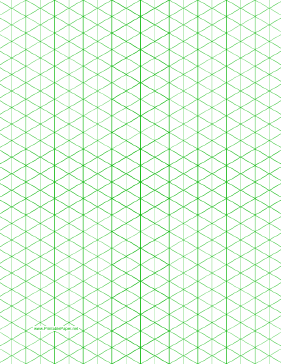 Printable Isometric Graph Paper | Zoey's? Room | Pinterest | Graph