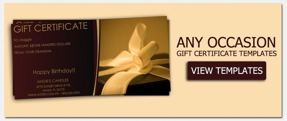 printable blank gift certificate   zrom.tk