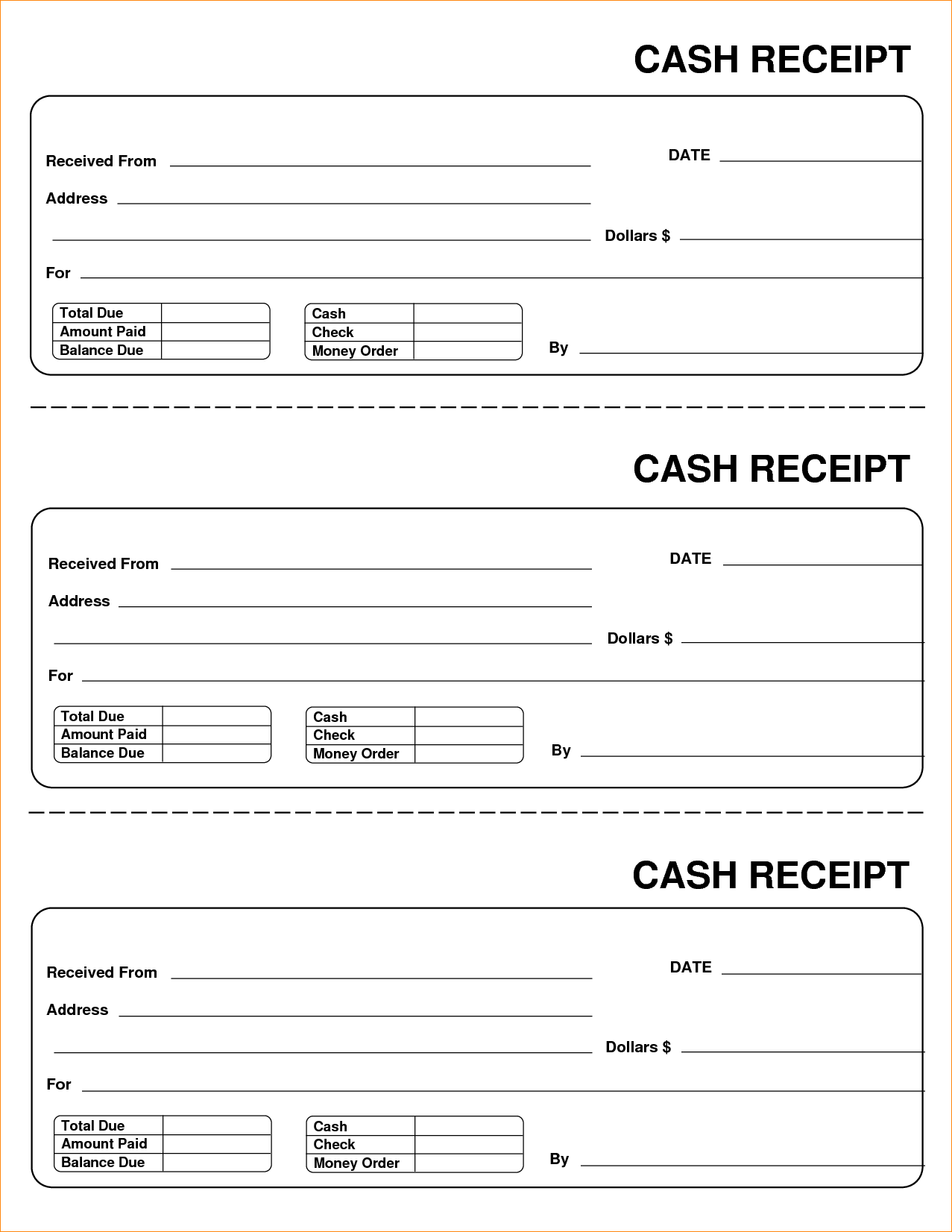 Online Printable Receipts Print Out Receipts Receipt Print Lic