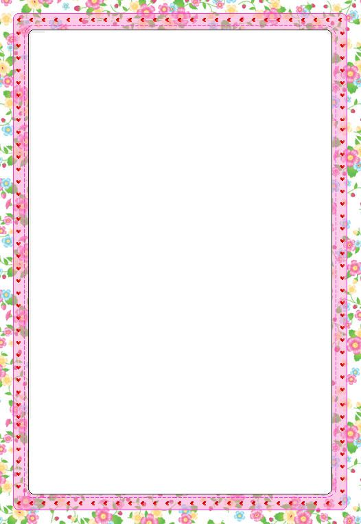 Writing paper with borders printable : 100% original papers