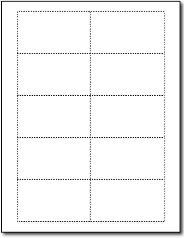 blank card template for microsoft word blank busi fresh blank