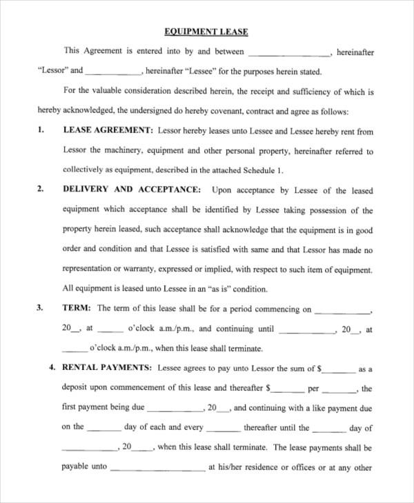 Printable Rental Agreement Form Free | Gratulfata