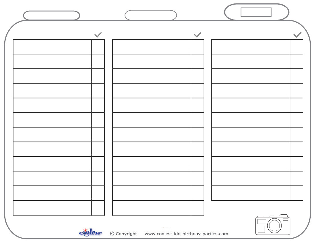 printable blank to do list   zrom.tk