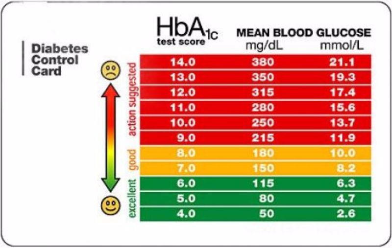 25 Printable Blood Sugar Charts [Normal, High, Low]   Template Lab