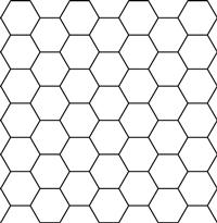 hexagonal graph paper printable   Demire.agdiffusion.com