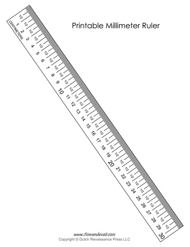 printable ruler mm actual size   Ibov.jonathandedecker.com