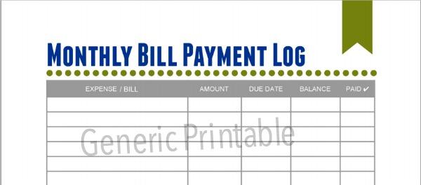 Pin by Jenny Powers on Budget Binder | Pinterest | Budgeting, Bill