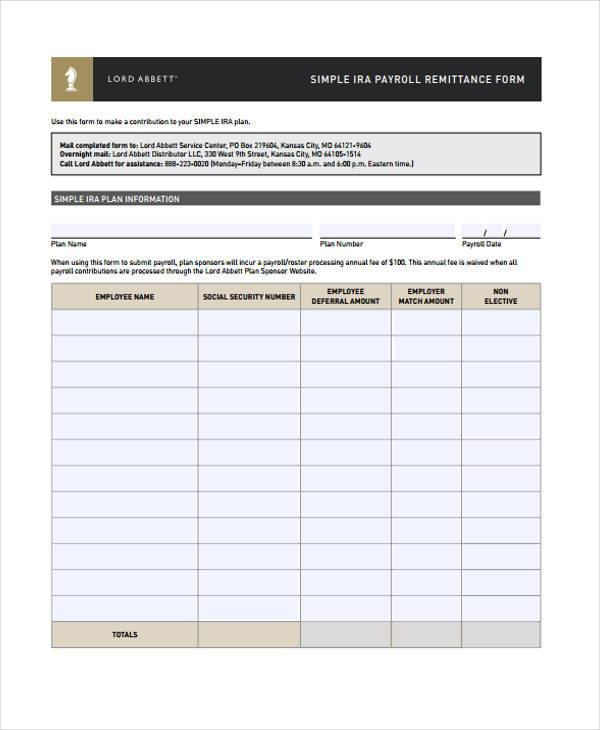Payroll Forms Free | ww.inyes latino.com