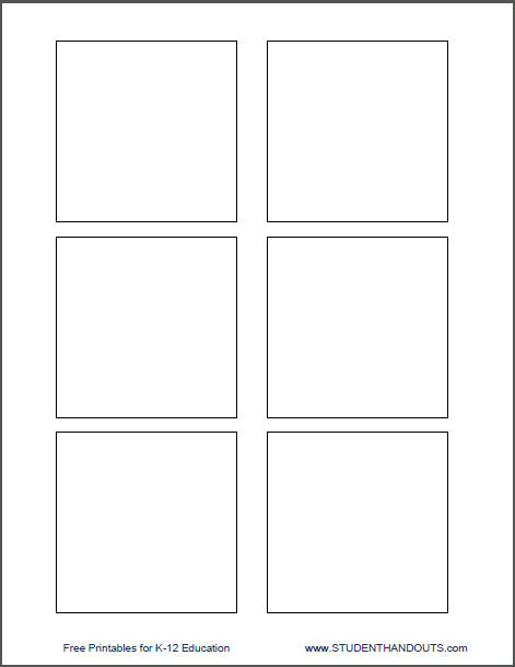 Template for Printing Directly on 3
