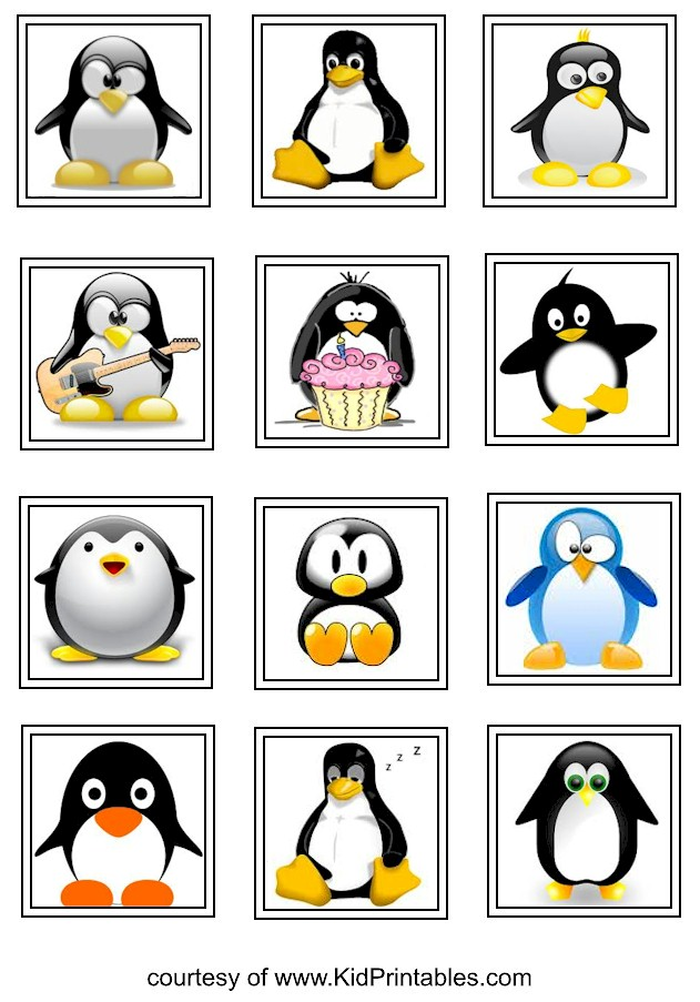 Printable Stickers for Kids