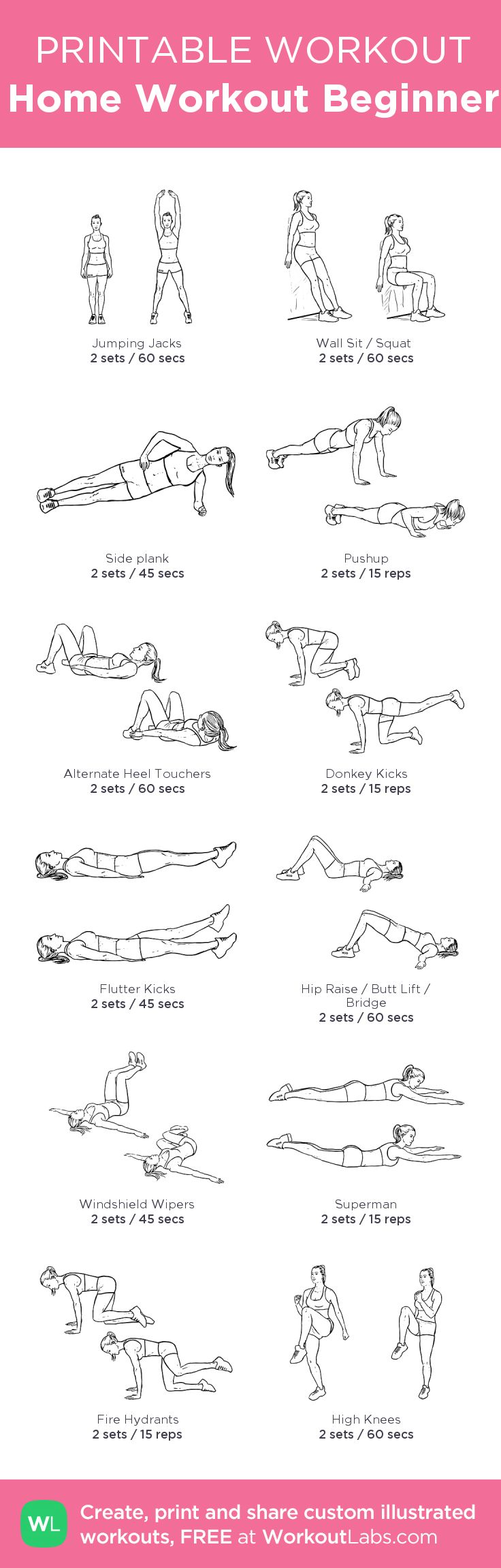 photo about Printable Arm Workouts known as Printable Workout routines For Household retail store fresh new