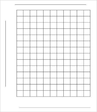 Blank Bar Graph Template   7 Columns by Mrs Cassady | TpT